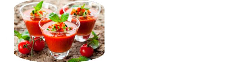 CONSUMA: Jugo de Tomate, Espinaca y Espárragos