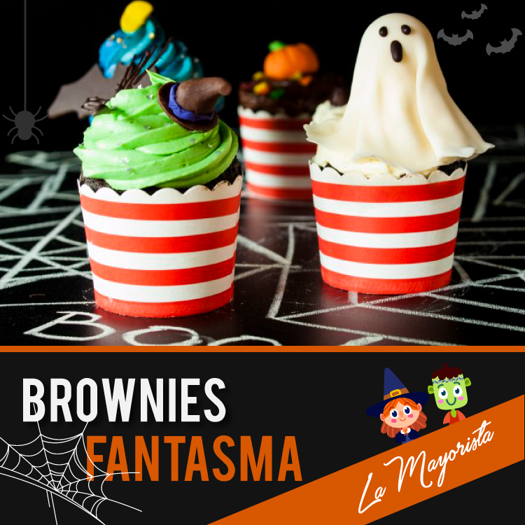 Brownies Fantasmita