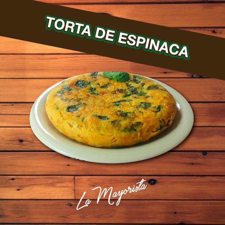 TORTA DE ESPINACA